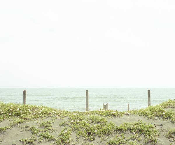 Kanagawa Wall Art - Photograph - Coast Boundary by Masato Ninomiya
