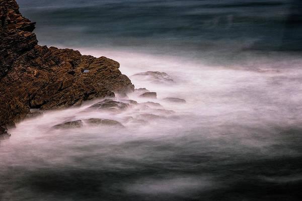 Photograph - Coast Of Foz by Tom Singleton