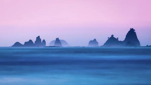 Photograph - Coastal Light by Hamish Mitchell