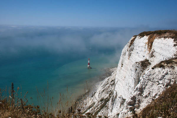 Photograph - Coastal Lighthouse In Kent by David Resnikoff