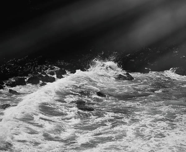 Photograph - Coastal Moment I by Anne Leven