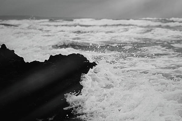 Photograph - Coastal Moment IIi by Anne Leven