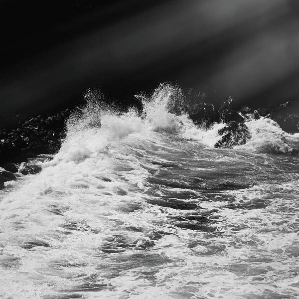 Photograph - Coastal Moment V by Anne Leven