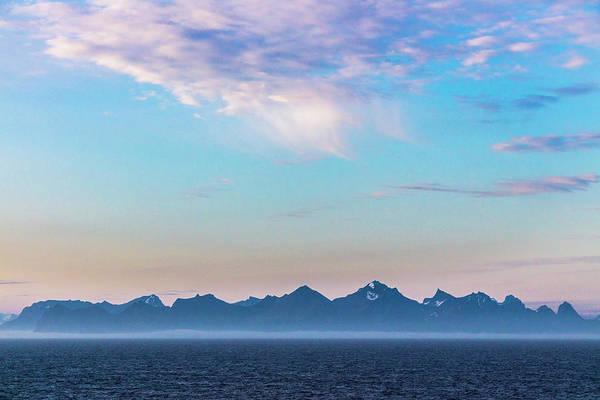 Photograph - Coastal Mountains In Norway by Debra and Dave Vanderlaan
