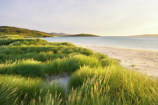 Archipelago Photograph - Coastal Scenic, Sound Of Taransay, Isle by Tim Hurst