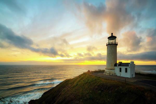 Wall Art - Photograph - Coastal Sunset by Ryan Manuel