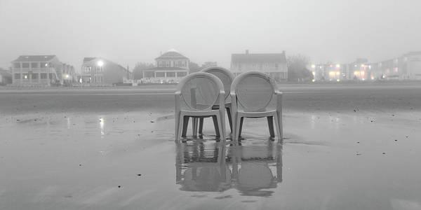 Orchard Beach Photograph - Coastal Theater  by Betsy Knapp