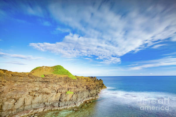 Wall Art - Photograph - Coastal View. Timelapse by MotHaiBaPhoto Prints