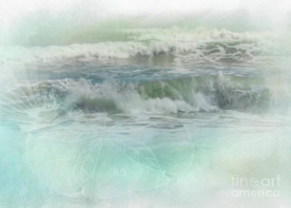 Wall Art - Photograph - Coastal Waters by Kelley Freel-Ebner