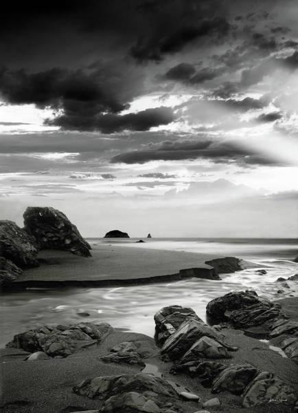 Photograph - Coastal Waters by Leland D Howard