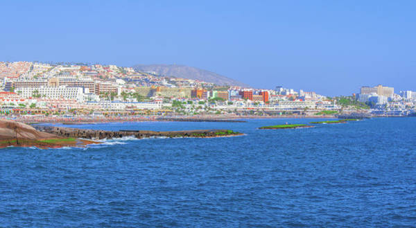 Photograph - Coastline Of Costa Adeje by Sun Travels