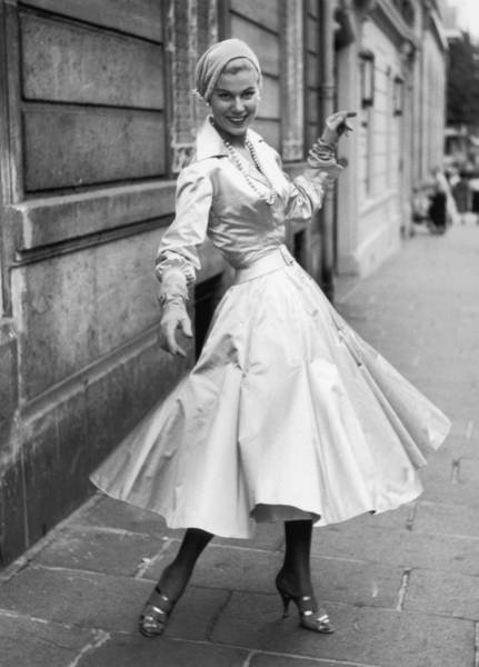 Cocktail Photograph - Cocktail Dress by John Chillingworth