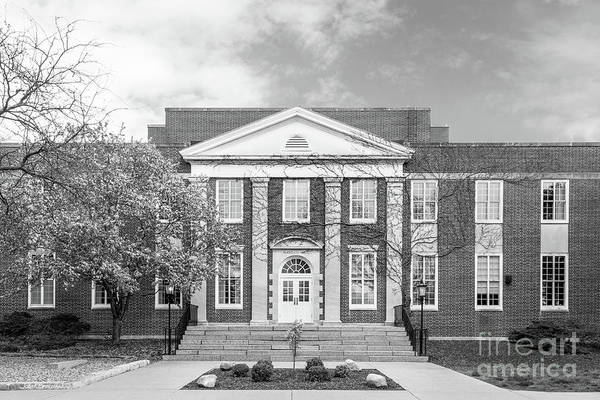 Photograph - Coe College Marquis Hall by University Icons