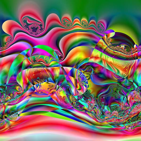 Digital Art - Coerceiver by Andrew Kotlinski