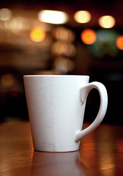 Coffee Photograph - Coffee Cup by Jtsorrell