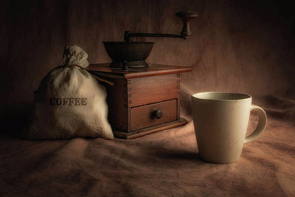 Wall Art - Photograph - Coffee Grinder Still Life by Tom Mc Nemar