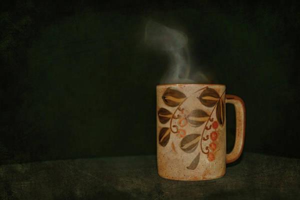 Wall Art - Photograph - Coffee In A Mug by Nikolyn McDonald