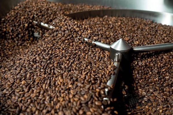 Coffee Photograph - Coffee Roaster by Cscredon