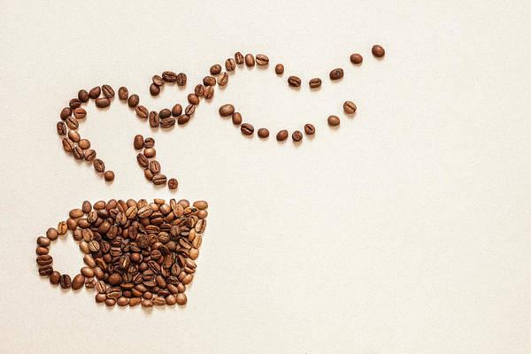 Mug Photograph - Coffee Symbol by Da-kuk