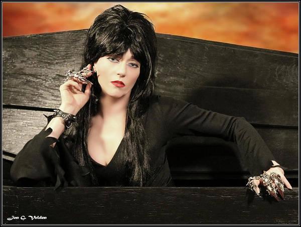 Photograph - Coffin Dweller by Jon Volden