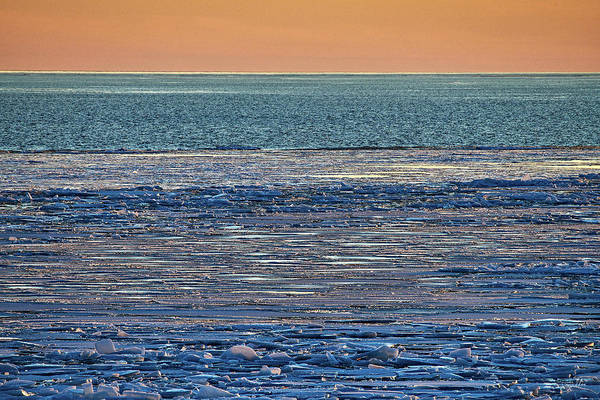 Photograph - Cold As Ice by Doug Gibbons
