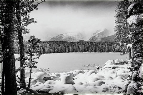 Wall Art - Photograph - Cold As Ice by Eric Glaser