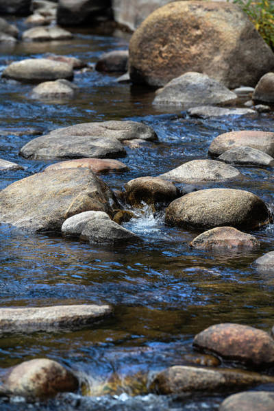 Photograph - Cold Carson River by Jonathan Hansen