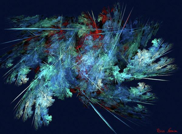 Digital Art - Cold Comfort by Rein Nomm