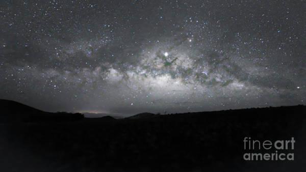 Photograph - Cold Night Sky by Mark Jackson