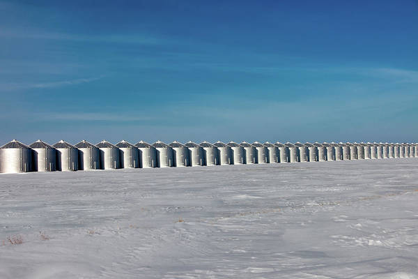Wall Art - Photograph - Cold Storage by Todd Klassy