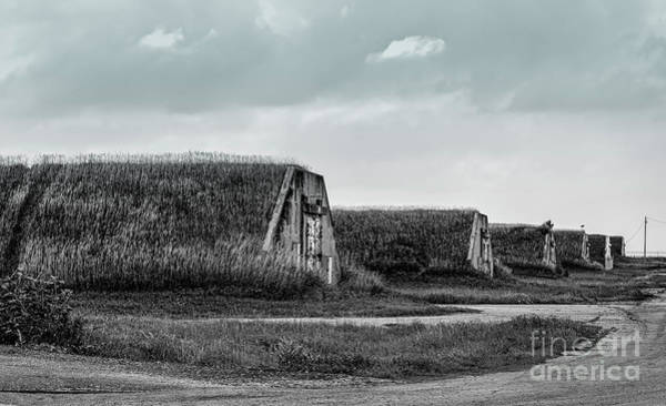 Wall Art - Photograph - Cold War Bunkers by Jon Burch Photography