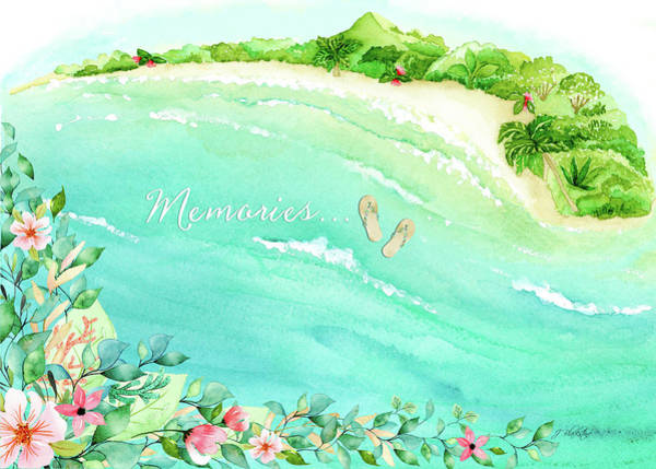 Mixed Media - Collect Memories - Kindness by Jordan Blackstone
