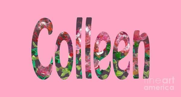 Digital Art - Colleen by Corinne Carroll
