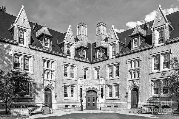 Photograph - College Of Wooster Kenarden Lodge by University Icons