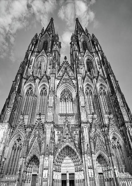 Wall Art - Photograph - Cologne Cathedral by Delphimages Photo Creations