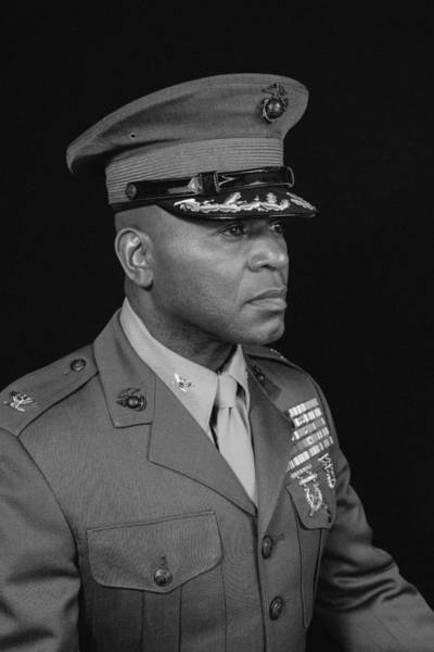 Photograph - Colonel Al Trimble by Al Harden