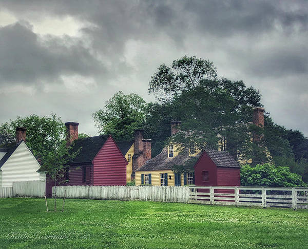 Wall Art - Photograph - Colonial Virginia by Kathi Isserman