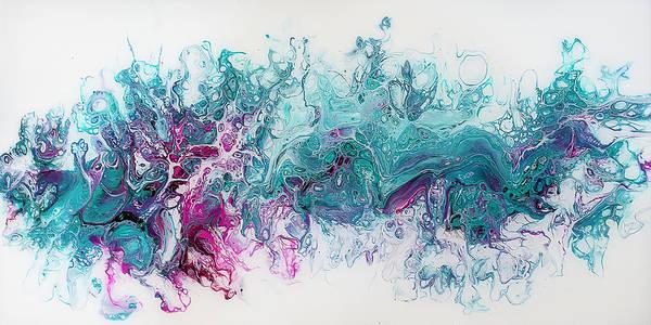 Painting - Color In Motion By Teresa Wilson by Teresa Wilson
