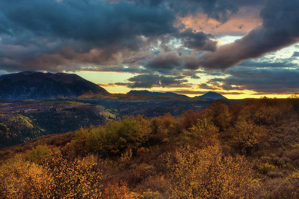 Photograph - Colorado Cloudscape by John De Bord