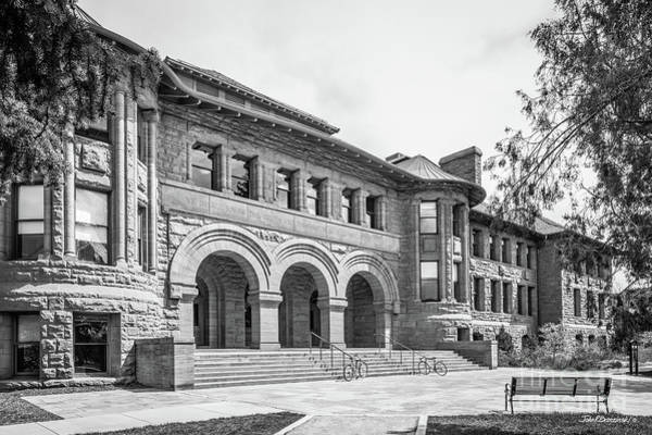 Photograph - Colorado College Palmer Hall by University Icons