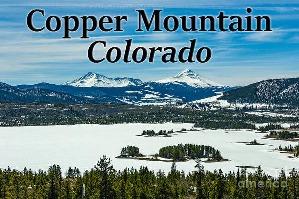 Photograph - Colorado Copper Mountain by G Matthew Laughton