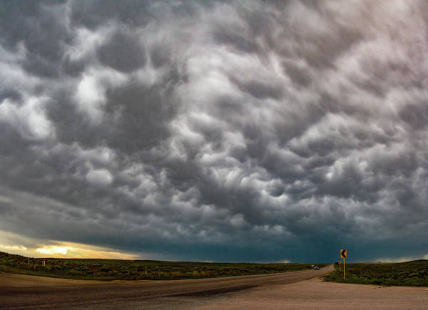 Photograph - Colorado Kansas Storm Chase 002 by Dale Kaminski