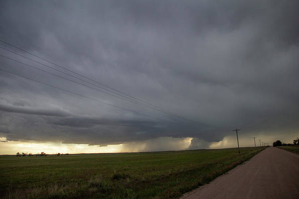 Photograph - Colorado Kansas Storm Chase 016 by Dale Kaminski