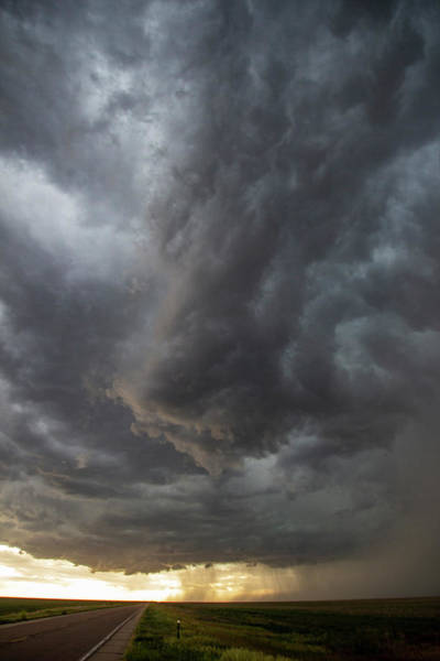Photograph - Colorado Kansas Storm Chase 017 by Dale Kaminski