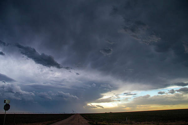 Photograph - Colorado Kansas Storm Chase 020 by Dale Kaminski