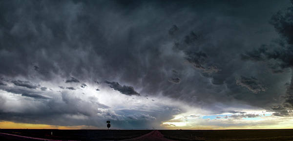 Photograph - Colorado Kansas Storm Chase 021 by Dale Kaminski