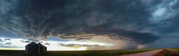 Photograph - Colorado Kansas Storm Chase 023 by Dale Kaminski