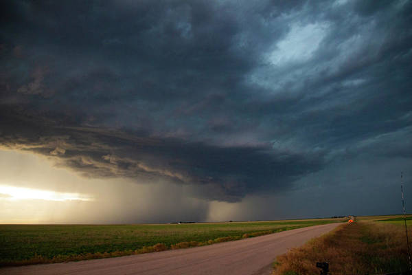 Photograph - Colorado Kansas Storm Chase 024 by Dale Kaminski