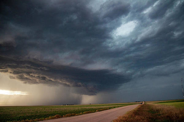 Photograph - Colorado Kansas Storm Chase 025 by Dale Kaminski