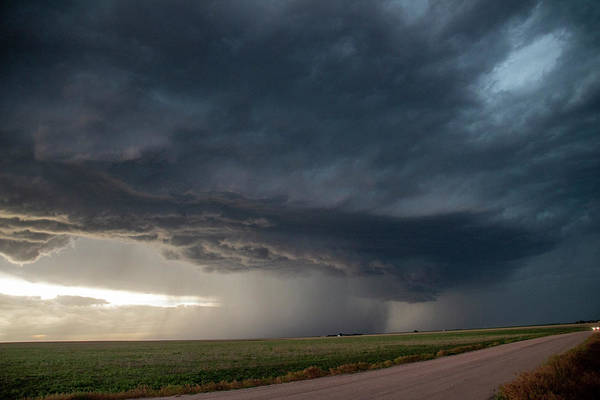 Photograph - Colorado Kansas Storm Chase 026 by Dale Kaminski